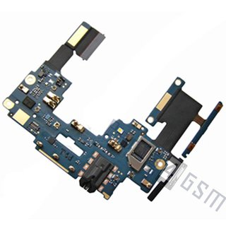 HTC One Dual Sim (M7 802w) Aan/Uit + Volume knop flex, 51H10214-04M;51H10214-08M;51H10214-11M