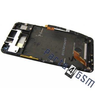 HTC One Dual Sim (M7 802w) Lcd Display Module, Zwart, 80H01508-00