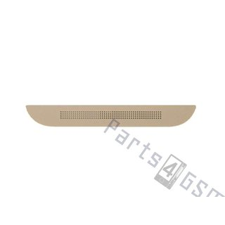HTC One (M8) Bodem Cover, RozeGoud, 74H02635-02M