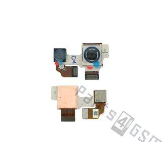 HTC One (M8) Camera Achterkant, 54H00530-00M;54H00530-02M;54H00530-03M, 4 Mpix
