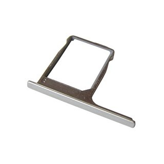 HTC One (M8) Sim Card Tray Holder, Silver, 72H08104-00M, 72H08333-00M, 72H08601-00M