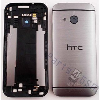 HTC One Mini 2 Achterbehuizing, Grijs, 83H40013-01