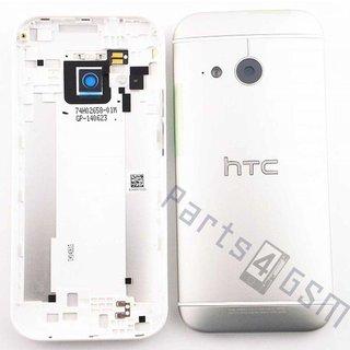 HTC One Mini 2 Achterbehuizing, Silver, 83H40013-02