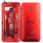 HTC Achterbehuizing One Mini (M4), Rood, 83H40003-11