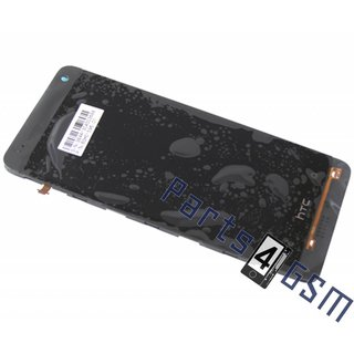 HTC One Mini (M4) Lcd Display Module, Zwart, 80H01596-01, 83H10078-00, 80H01646-01
