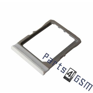 HTC One Mini (M4) Sim Card Tray Holder, White, 71H04598-00M