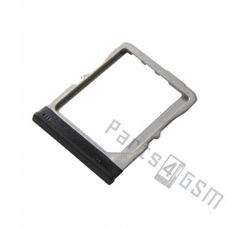 HTC One Mini (M4) Sim Card Tray Holder, Black, 71H04598-03M