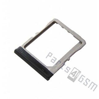 HTC One Mini (M4) Sim Card Tray Holder, Black, 71H04598-03M