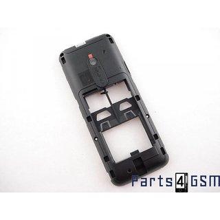 Nokia 220 Dual SIM Middenbehuizing, Zwart, 02505W7