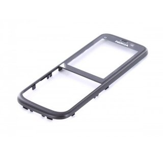 Nokia C5-00 Front Cover Black 0257768