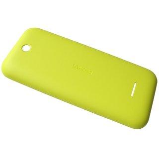 Nokia Lumia 530 Battery Cover, Yellow, 02507L3
