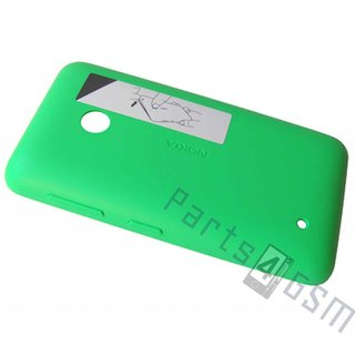 Nokia Lumia 530 Battery Cover, Green, 02507L4