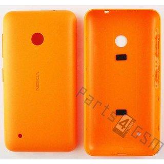 Nokia Lumia 530 Battery Cover, Orange, 02507L1