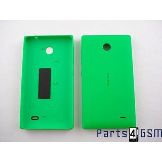 Nokia X Dual SIM Battery Cover, Green, 8003220