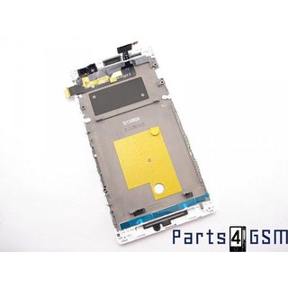 Sony Xperia C C2305 LCD Display Module, White, A/8CS-58600-0004