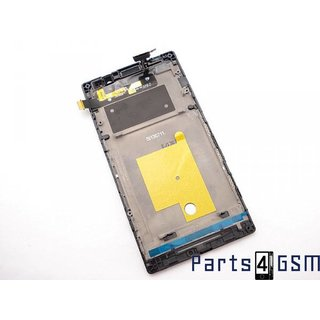 Sony Xperia C C2305 LCD Display Module, Black, A/8CS-58600-0003