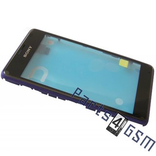Sony Xperia E1 D2005 Touchscreen Display, Paars, A/8CS-58650-0001