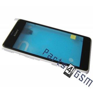 Sony Xperia E1 D2005 Touchscreen Display, White, A/8CS-58650-0003