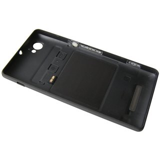 Sony Xperia M C1905 Back Cover, Black, 1272-1741