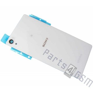 Sony Xperia Z2 Battery Cover, White, 1281-8246