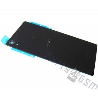 Sony Xperia Z2 Accudeksel, Zwart, 1281-8245