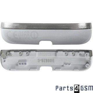 Samsung Galaxy S4 Zoom SM-C101Battery Cover, White, AD98-14983A