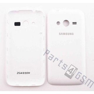 Samsung G313 Galaxy Trend 2 Battery Cover, White, GH98-33317B