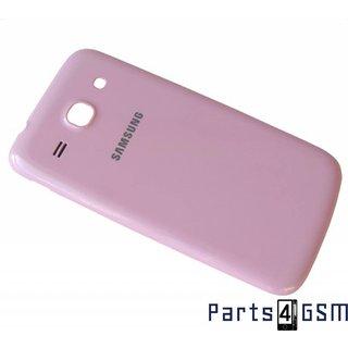 Samsung G350 Galaxy Core Plus Accudeksel, Roze, GH98-30151C