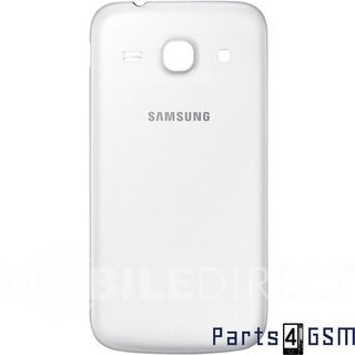 Samsung G350 Galaxy Core Plus Battery Cover, White, GH98-30151A