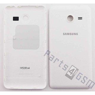 Samsung G355H Galaxy Core 2 Dual SIM Battery Cover, White, GH98-32591A