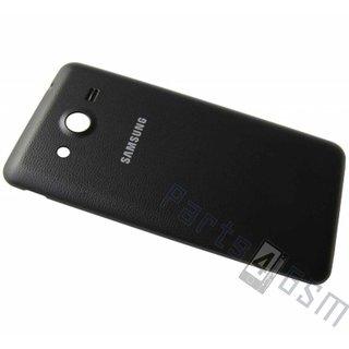 Samsung G355H Galaxy Core 2 Dual SIM Accudeksel, Zwart, GH98-32591B
