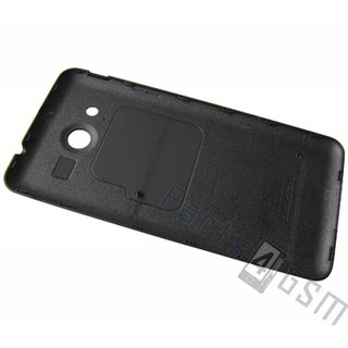 Samsung G355H Galaxy Core 2 Dual SIM Battery Cover, Black, GH98-32591B