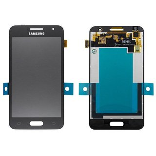 Samsung G355H Galaxy Core 2 Dual SIM LCD Display Module, Black, GH97-16070B