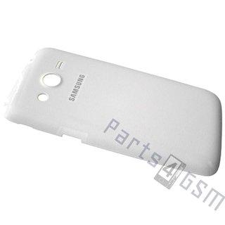 Samsung G386F Galaxy Core 4G Battery Cover, White, GH98-30927A