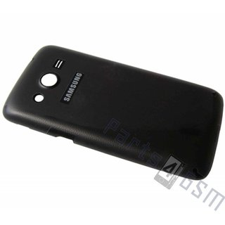 Samsung G386F Galaxy Core 4G Battery Cover, Black, GH98-30927B