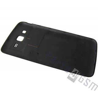 Samsung G7102 Galaxy Grand 2 Duos Battery Cover, Black, GH98-30233B
