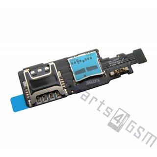 Samsung G800F Galaxy S5 Mini Sim Reader, GH96-07238A