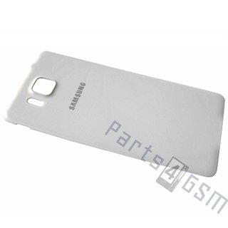 Samsung G850F Galaxy Alpha Accudeksel, Wit, GH98-33688D