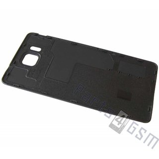Samsung G850F Galaxy Alpha Accudeksel, Zwart, GH98-33688A