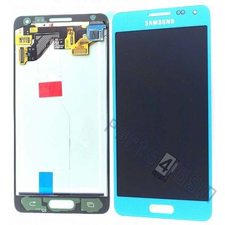Samsung G850F Galaxy Alpha LCD Display Module, Blue, GH97-16386C