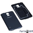 Samsung Battery Cover G900F Galaxy S5, Black, GH98-32016B