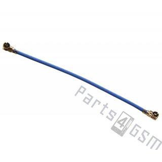 Samsung G900F Galaxy S5 Antenne Kabel Coax Signaal, Blauw, GH39-01691A