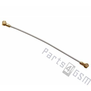 Samsung G900F Galaxy S5 Antenne Kabel Coax Signaal, Wit, GH39-01690A