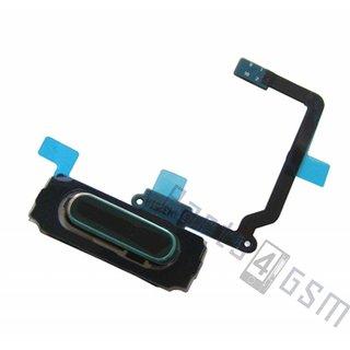 Samsung G900F Galaxy S5 Home Button Flex, Black, GH96-07065B
