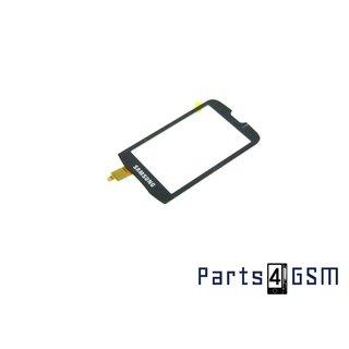 Samsung I7500 Galaxy Touchpanel Glas, Buitenvenster Raampje Zwart GH59-07467A