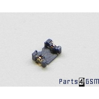 Samsung Galaxy W I8150 Accu Connector 3711-006863