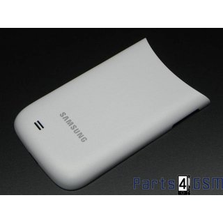 Samsung Galaxy W I8150 Battery Cover White GH72-65132B