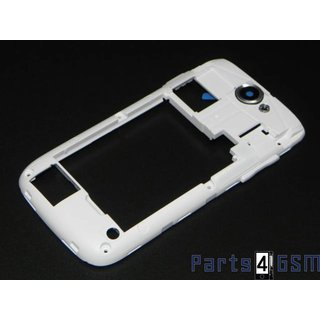 Samsung Galaxy W I8150 Middle Cover White GH98-21119B