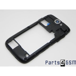 Samsung Galaxy W I8150 Middle Cover Black GH98-21119A