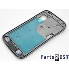 Samsung I8160 Galaxy Ace 2 Front Cover Zwart GH98-23134A4/6